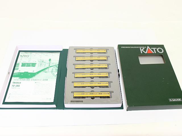 KATO Nゲージ 10-255 101系 総武緩行線色 6両基本セット