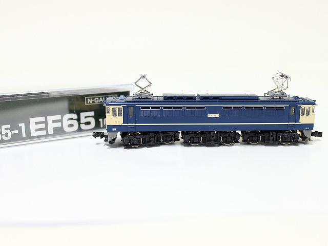 KATO Nゲージ 電気機関車 EF65 貨物車 コンテナセット